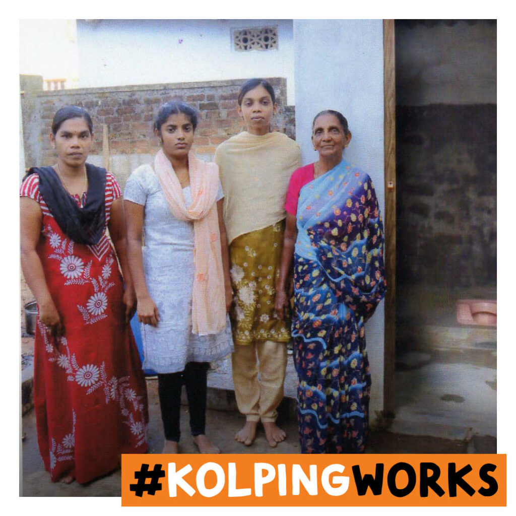 #kolpingworks indien