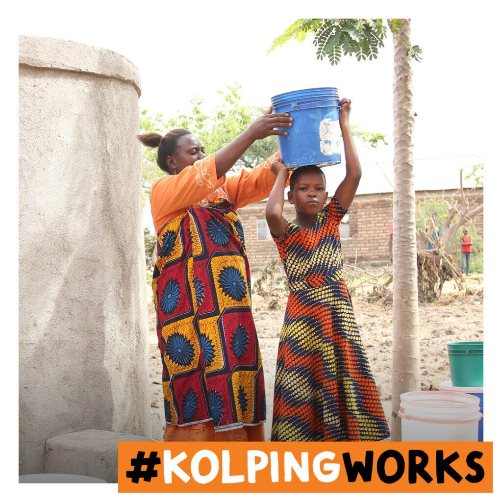 Kolpingworks Tansania