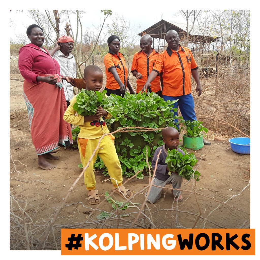 Kenia kolping works
