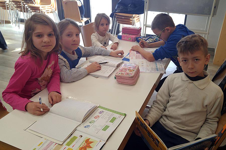 Rumänien Hausaufgabenbetreuung Oituz